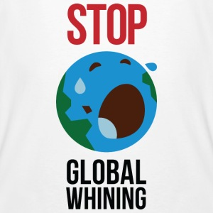 Stop Global Whining 1 (dd)++ T-shirts - Organic mænd