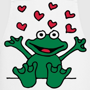 heart_frog_1220113c_a  Aprons - Cooking Apron