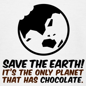 Save The Earth 2 (2c)++ Kinder T-Shirts - Teenager T-Shirt