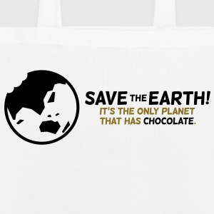 Save The Earth 1 (2c)++ Tasker - Øko-stoftaske