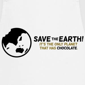Save The Earth 1 (2c)++  Aprons - Cooking Apron