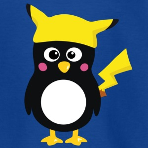Penguin Pikachu T-shirts - Teenager-T-shirt