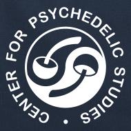 Motiv ~ Psychedelic Studies (weiss) - Retro Tasche
