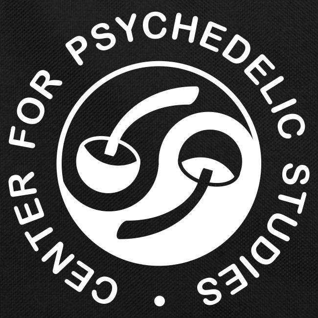 Psychedelic Studies (weiss) - Retro Tasche