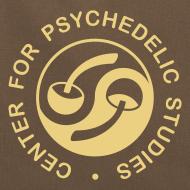 Motiv ~ Psychedelic Studies (beige) - Retro Tasche