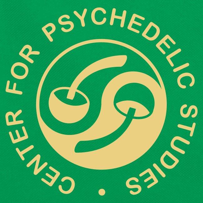 Psychedelic Studies (beige) - Retro Tasche