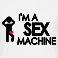 Ontwerp ~ I'm A Sex Machine