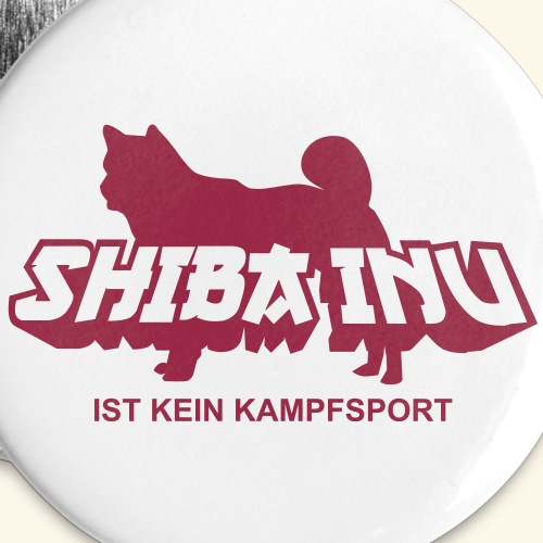 Shiba Inu ist kein Kampfsport