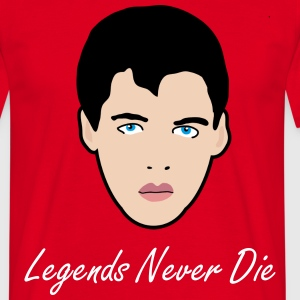 Legends Never Die - T-shirt Homme
