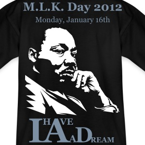 mlk_day Tee shirts Enfants - T-shirt Ado