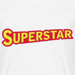 superstar_sign T-shirts - T-shirt herr