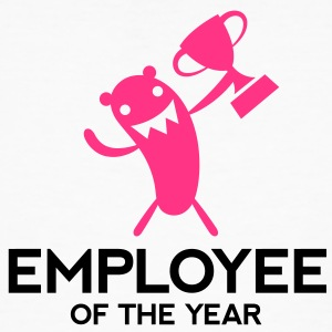 Employee Ofthe Year 3 (2c)++ T-shirts - Organic mænd