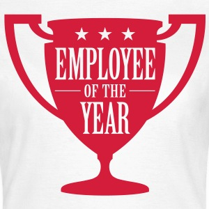 Employee Ofthe Year 1 (1c)++ T-Shirts - Women's T-Shirt