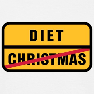 Christmas | Diet T-Shirts - T-shirt Homme