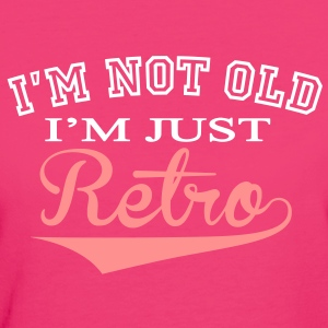 Retro 2 - Frauen Bio-T-Shirt