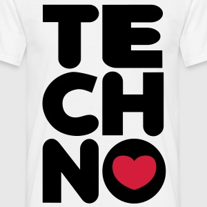 Techno Tower T-shirt - Maglietta da uomo