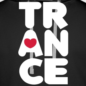 Trance Tower Sweaters - Mannen Premium hoodie