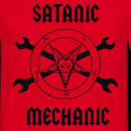 Design ~ Satanic Mechanic T-Shirt
