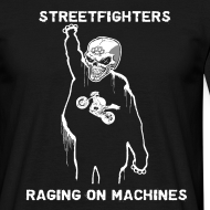 Design ~ Streetfighters T-Shirt