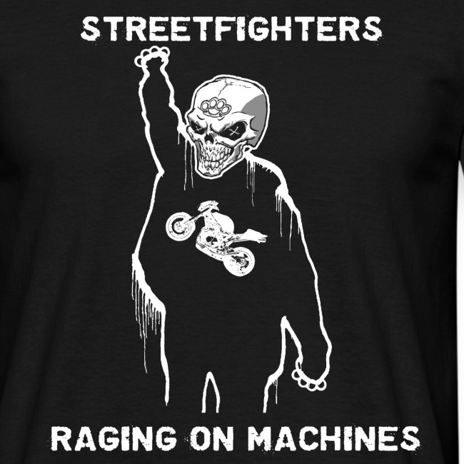 Streetfighters T-Shirt