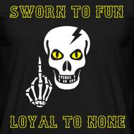 Design ~ Sworn to Fun T-Shirt
