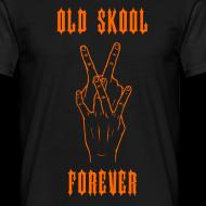 Design ~ Old Skool Vee Dub T-Shirt