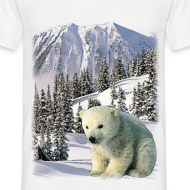 Motif ~ T shirt homme ours