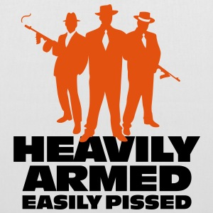 Heavily Armed 1 (2c)++ Bags  - Tote Bag