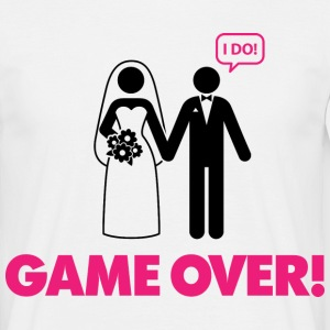 Game Over 3 (dd)++ T-shirts - Herre-T-shirt
