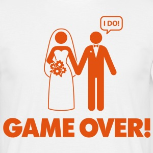 Game Over 3 (1c)++ T-Shirts - Men's T-Shirt
