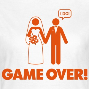 Game Over 3 (1c)++ Tee shirts - T-shirt Femme