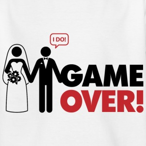 Game Over 2 (dd)++ Tee shirts Enfants - T-shirt Ado
