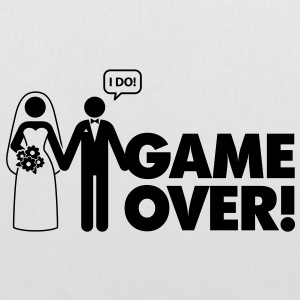 Game Over 2 (1c)++ Bags  - Tote Bag