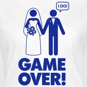 Game Over 1 (1c)++ T-Shirts - Frauen T-Shirt