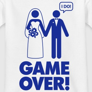 Game Over 1 (1c)++ Tee shirts Enfants - T-shirt Ado