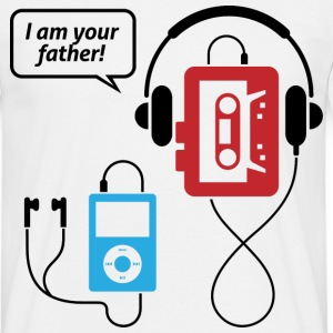 I Am Your Father 2 (dd)++ T-shirts - Mannen T-shirt