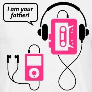 I Am Your Father 2 (2c)++ T-shirts - Mannen T-shirt