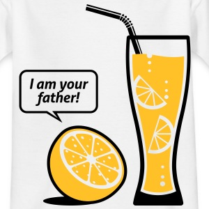 I Am Your Father 1 (2c)++ Kinder shirts - Teenager T-shirt