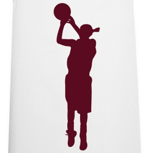 Women basketball - Delantal de cocina