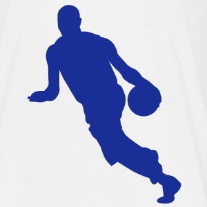 Men basketball - Herre-T-shirt