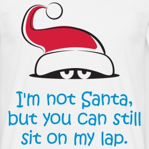 Im Not Santa 2 (dd)++ T-Shirts - Men's T-Shirt