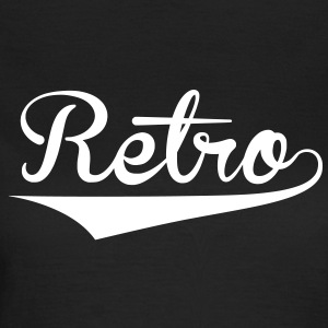 Retro 3 - Frauen T-Shirt