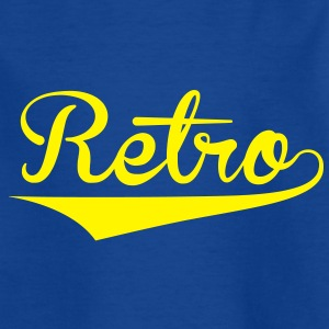 Retro 3 - Teenager T-Shirt