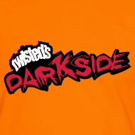 Design ~ Men's Football T-Shirt (Twisted's Darkside) PICK COLOUR