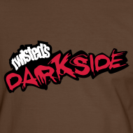 Design ~ Men's Football T-Shirt (Twisted's Darkside) PICK COLOUR