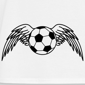 fussball_engel_1c T-Shirts - Men's T-Shirt