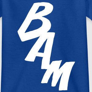 BAM Comic-Style - Teenager T-Shirt