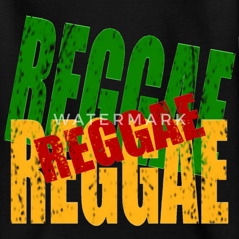 reggae T-shirts - Teenager-T-shirt