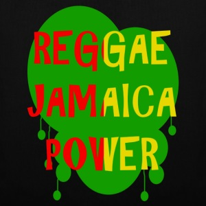 reggae jamaica power Bags  - Tote Bag
