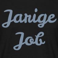Ontwerp ~ Jarige Job - Zilver-metallic